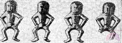 История возникновения и развития русского народного танца. Древние артефакты.