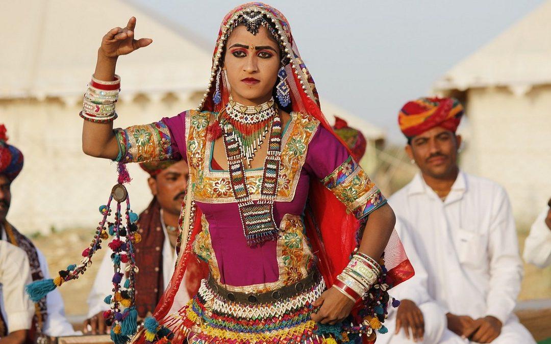 Искусство индийского танца. Краткий обзор танца и его видов.