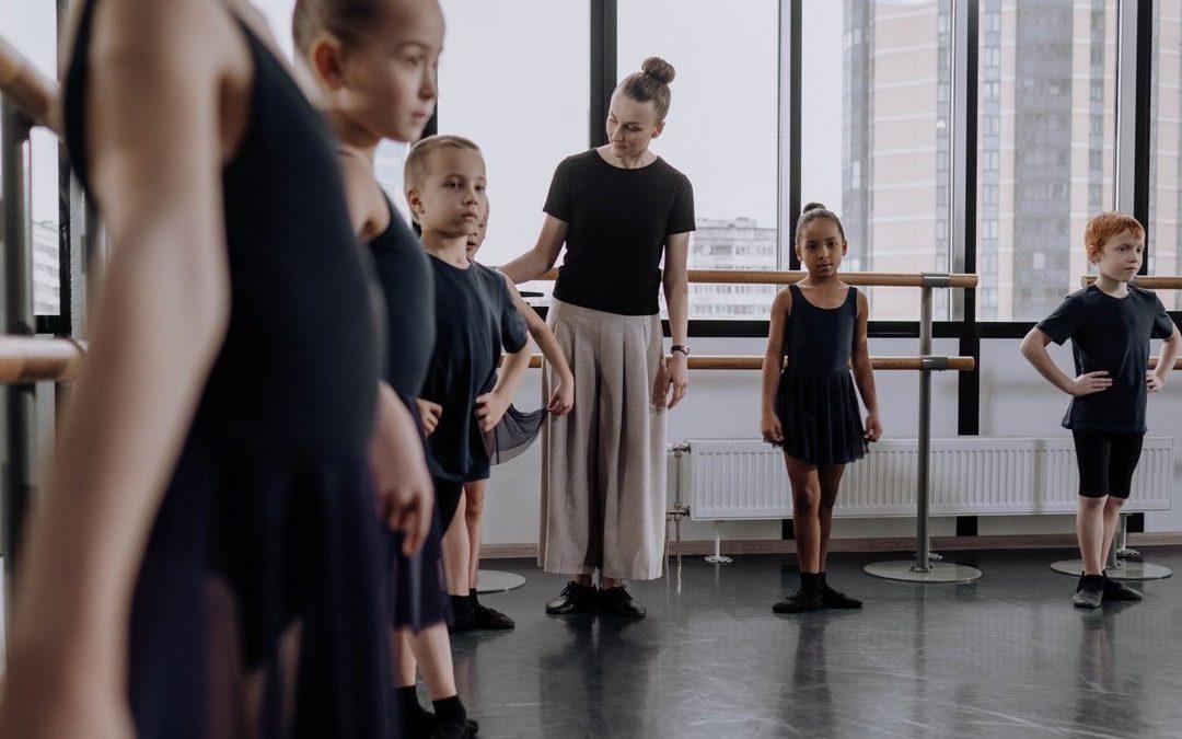 Профессия хореограф от начала до наших дней.