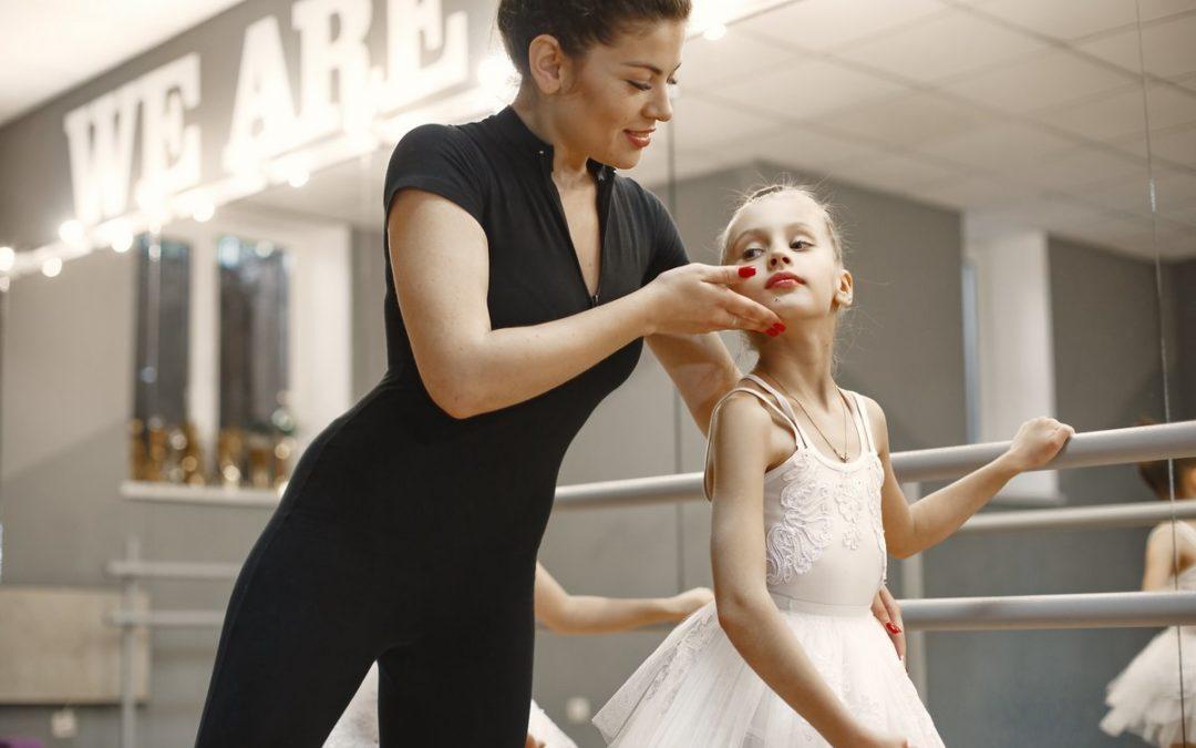 Преподаватель хореографии — опыт и мастерство.
