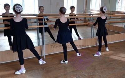 Методика исполнения battemente tendu jete в народном танце.